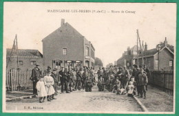 MAZINGARBE LES BREBIS - ROUTE DE GRENAY - Sonstige Gemeinden