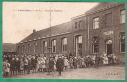 1 - VERMELLES - ECOLE DE GARCONS - Sonstige Gemeinden