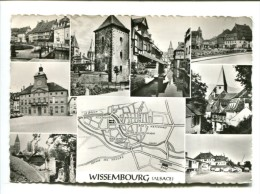 CP - WISSEMBOURG (67) - Wissembourg