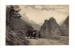 Cpa N° 10 Environs De LA ROCHE Route Pittoresque De La Vallée Du Borne Et Pointe De Leschaux - Ohne Zuordnung