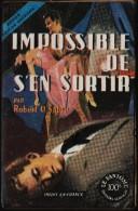 "Robert O Saber - Impossible De S'en Sortir - Roman Policier Américain / "" Le Fantôme ""  N° 7 - Ferenczi - ( 1953 ) . - Boeken, Tijdschriften, Stripverhalen"