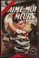 """Day Keene - Aime-moi Et Meurs - Roman Policier / """" Le Fantôme """"  N° 12 - Ferenczi - ( 1954 ) . - Boeken, Tijdschriften, Stripverhalen"""