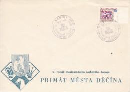 SCHACH-CHESS-ECHECS-SCACC HI, CSR/CSSR, 1974, Special Postmark !! - Scacchi