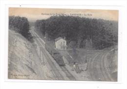02 - TROESNES : La Halte Train