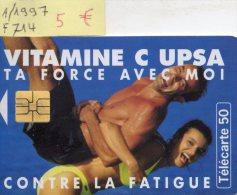 F714 VITAMINE C UPSA(LOT U16) - France