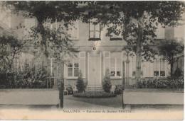 Carte Postale Ancienne De VELAINES - HABITATION DU DOCTEUR PRATTE - Celles