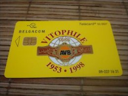 CP-P 20 Vitophine (Mint,Neuve) Tirage 750 ex Rare