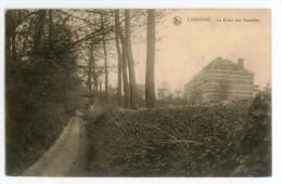 Linkebeek La Drève Des Fauvettes Carte Postale Ancienne - Linkebeek
