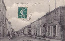 16 / CHASSENEUIL / LA GRANDE RUE / TBE - France