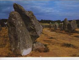 Dolmen Dolmens..Menhirs..Mégalithes Pierres Rochers Carnac Alignements De Kermario - Dolmen & Menhirs