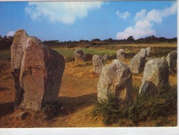 Dolmen Dolmens..Menhirs..Mégalithes Pierres Rochers Carnac Erdeven Les Menhirs - Dolmen & Menhirs