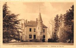 ¤¤  -   91   -   CARQUEFOU    -   Chateau De Bel-Air    -  ¤¤ - Carquefou