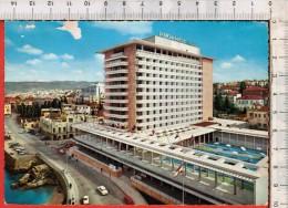 D2400b�-Beirut(Libano)Hotel Phoenicia-postcard viaggiata 1965-graffio lato superiore come da foto
