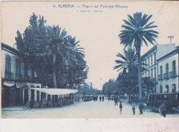 ALMERIA - PASEO DEL PRINCIPE ALFONSO - L . ROISIN - Almería