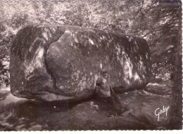 Dolmen Dolmens..Menhirs..Mégalithes Pierres Rochers Le Huelgoat La Roche Tremblante - Dolmen & Menhirs