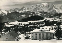 CORDON - Hôtel LE PLANAY , Face Au Mont Blanc - Autres Communes