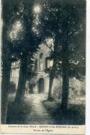 28 - BOISSY LES PERCHE - Couvent De La Cour Pétral - Porche De L'Eglise - Francia