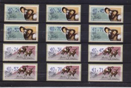 CYPRUS STAMPS FRAMA MOUFLON 2010 No7-MNH-COMPLETE SET - Unused Stamps