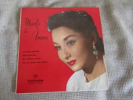 "Marifé De Triana - La Mejorana - Single 7"" 45 Rpm - Discos De Vinilo"