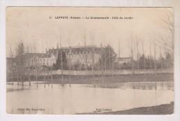 CPA DPT 86 LAPPUYE, LA COMMUNAUTE COTE DU JARDIN - Autres Communes