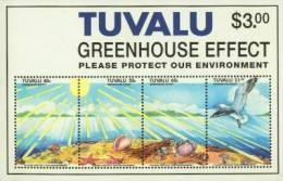Tuvalu - 1993 - Protéction De L'invironement - BF Neufs ** // Mnh - Tuvalu