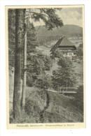 "Carte Postale Ancienne ""Herrenalb. Schwarzwald."" Schwarzwaldhaus - Bad Herrenalb"
