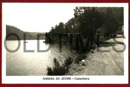 FERREIRA DO ZEZERE - CASTANHEIRA - 1950 REAL PHOTO PC - Santarem
