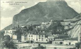 Grenoble Jardin Des Dauphins Casque De Neron - Grenoble