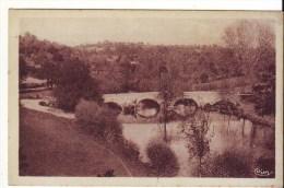 Cpa Rancon  Le Pont - Otros Municipios