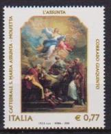 ITALIA  2003  CORRADO GIANQUINTO SASS. 2697 MNH XF - 6. 1946-.. Repubblica