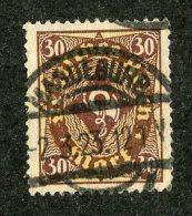 G-12268  Reich 1922- Michel #208 (o) Inflation Proofed- Offers Welcome! - Deutschland
