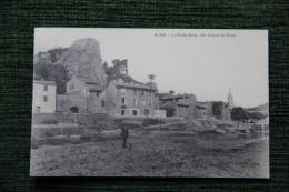 ALAIS ( ALES ) - La Roche Belle, Dite Rocher De Duret - Alès