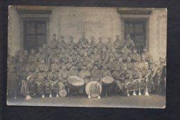 Grande Guerre 1914/1918 / Regiment / Musique Et Fanfare Du 46éme Régiment D'Infanterie / La Tour D'Auvergne ... - Régiments