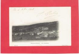 ROCHES SUR ROGNON 1903 VUE CARTE EN TRES BON ETAT - Frankreich