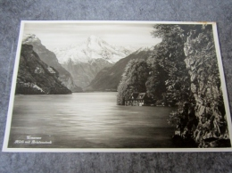 CH -  Urnersee. Rutli Mit Bristenstock - Suisse - UR Uri