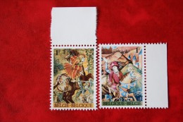 Fondation Charles Pilsnier & Stichting Lod N° 1425-1426 (Mi 1482-1483) 1967 POSTFRIS / MNH ** BELGIE / BELGIEN / BELGIUM - Unused Stamps