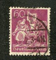 G-12285  Reich 1921- Michel #165 (o)  - Offers Welcome! - Deutschland