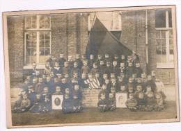 WWI Gratitude From The Belgian Children Of Dampremy To The Little Americans Of Fernandina, Florida - 1914-1919 - War 1914-18