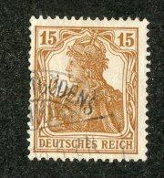 G-12300  Reich 1916- Michel #100 (o)  - Offers Welcome! - Deutschland