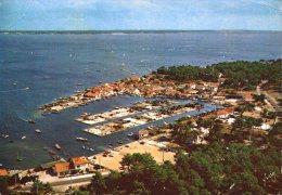 33 - Piraillan : Le Port - Photo Aérienne A.Perceval - Altri Comuni