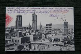 BARCELONA - Campanarios De La Catedral - Barcelona