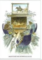"HERMANN  -  Carte Postale ""Banque Dessinée - Juin 2015"" - Cartes Postales"
