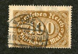 G-12314  Reich 1922- Michel #250 (o)  - Offers Welcome! - Deutschland