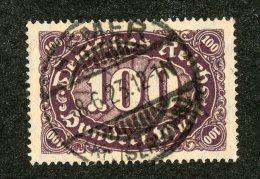 G-12315  Reich 1922- Michel #247 (o)  - Offers Welcome! - Deutschland