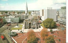 Christchurch (Nuova Zelanda) Catheral Square - Nuova Zelanda