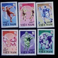 Vietnam Viet Nam MNH Perf Stamps 1994 : World Cup Football In USA (Ms682) - Vietnam