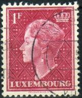 1948 Lussemburgo - Granduchessa Carlotta - 1940-1944 Occupation Allemande