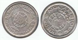 MOZAMBIQUE 20 ESCUDO 1952 PLATA SILVER G1 - Mozambique