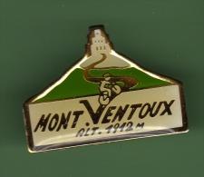 MONT VENTOUX 1912M *** (054) - Steden