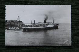PORT VENDRES - Le Courrier D'Algérie Sortant De La Passe - Port Vendres
